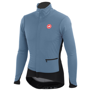 Castelli Alpha Jacket - Grey/Black