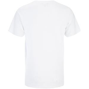 Transformers Men's Transformers Multi Emblem T-Shirt - White: Image 3