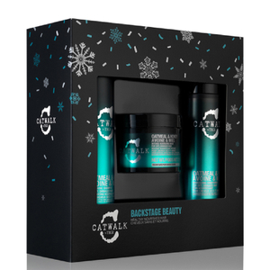 TIGI Catwalk Backstage Beauty Shampoo, Conditioner and Mask Gift Set (Worth £46.58)