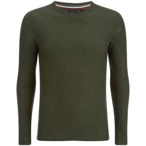 Produkt Men's Knitted Crew Neck Jumper - Rosin