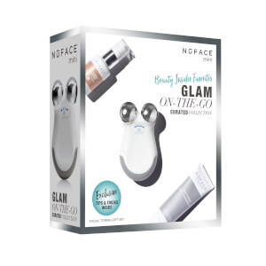 NuFACE Glam On-The-Go Facial Toning Gift Set (Worth $284)