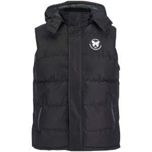 Good For Nothing Men's Alaska Gilet - Black