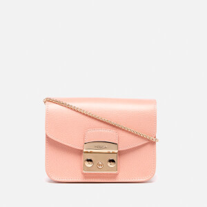 Furla Women's Metropolis Mini Crossbody Bag - Moonstone