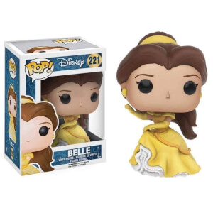 Figurine Pop! La Belle et la Bête Disney Belle