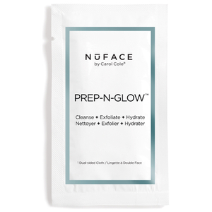 NuFACE Prep-N-Glow Cloths: Image 3