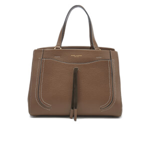Marc Jacobs Women's Maverick Leather Tote Bag - Teak