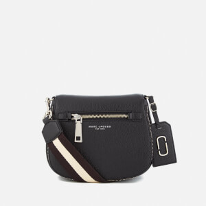 Marc Jacobs Women's Gotham Small Nomad Sport Strap Saddle Bag - Black