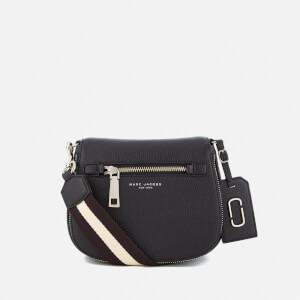 Marc Jacobs Women's Gotham Small Nomad Sport Strap Saddle Bag - Black