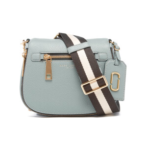 Marc Jacobs Women's Gotham Small Crossbody Bag - Dolphin Blue