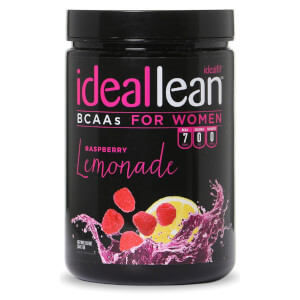 IdealLean BCAAs - Raspberry Lemonade