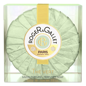Roger&Gallet Green Tea Soap 100g