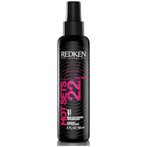 Spray Finalizador Térmico Hot Sets 22 da Redken 150 ml