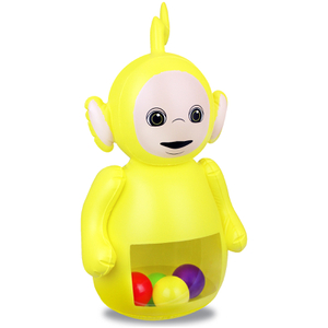 Teletubbies Inflatable Bopper Laa Laa