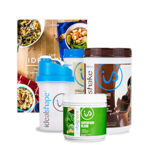 2 Meal Replacement Shake Tubs + FREE eBooks & Bottle