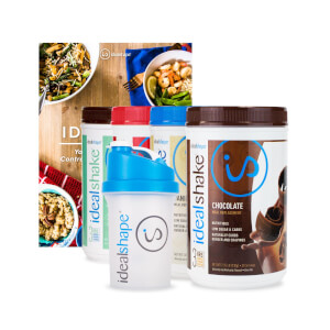 4 Meal Replacement Shake Tubs + FREE eBooks & Bottle