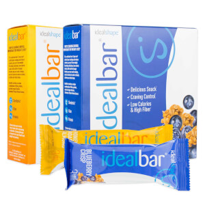 IdealBar Snack Bars - 2 Boxes