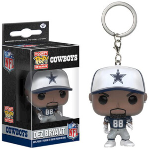 Llavero Pocket Pop! Cowboys Dez Bryant - NFL