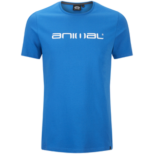 Animal Men's Classico T-Shirt - Victoria Blue
