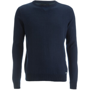 Pull Threadbare pour Homme Tommy -Marine