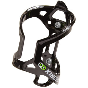Kurt Kinetic Twenty20 Bottle Cage - Black