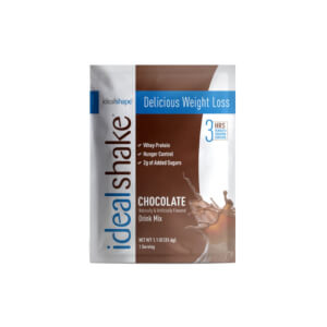 IdealShake Chocolate Sample