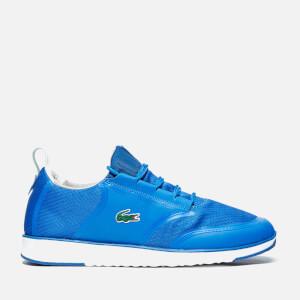 Lacoste Men's L.ight LT12 SPM Runner Trainers - Blue/Blue