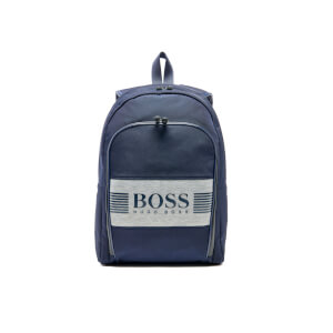 BOSS Green Men's Pixel J Backpack - Navy