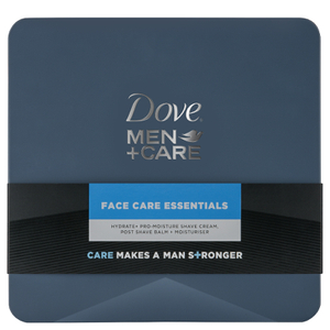 Dove Men+Care Essential Face Care Tin