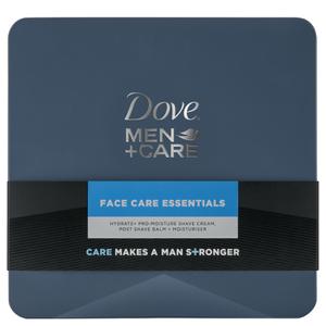 Dove Men+Care Essential Face Care Tin