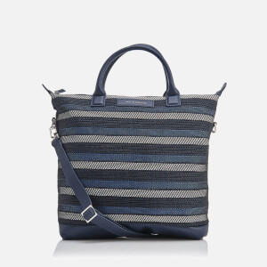 WANT Les Essentiels de la Vie Men's O Hare Shopper Tote Bag - Blue