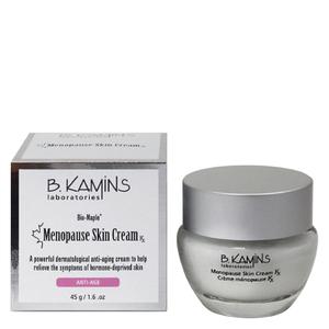 B. Kamins Menopause Skin Cream Kx 45g