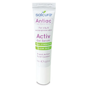 Gel Sérum Actif Antiac Salcura (15 ml)