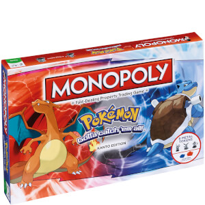 Monopoly - Pokémon Edition