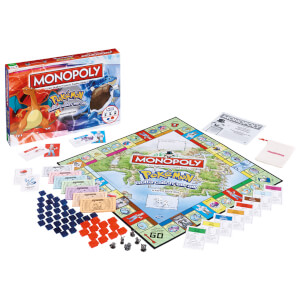 Monopoly - Pokémon Edition: Image 2