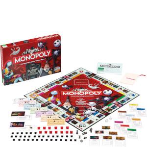 Monopoly - Nightmare Before Christmas Edition Toys | Zavvi.com
