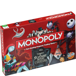 Monopoly - Nightmare Before Christmas Edition
