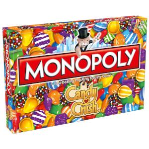 Monopoly - Candy Crush Soda Saga Edition