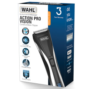 Wahl Lithium Vario Cordless Clipper: Image 3
