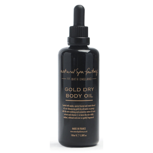 Natural Spa Factory Liquid Gold Dry Body Oil