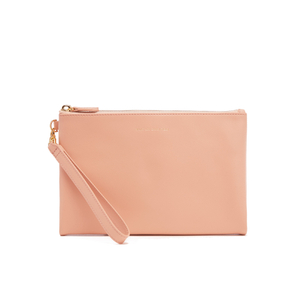 WANT Les Essentiels de la Vie Women's Barajas Double Zip Folio - Desert Rose/Cayon Crepe