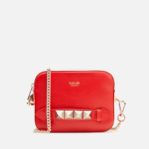SALAR Women's Betz Small Bag - Rosso