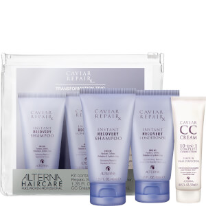 Alterna Caviar Repair 3 Piece Try Me Kit