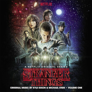 Stranger Things: Volume 1 - The Netflix Original Series Soundtrack (2LP)