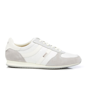 BOSS Orange Men's Orland Running Trainers - White