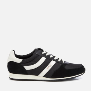 BOSS Orange Men's Orland Running Trainers - Black