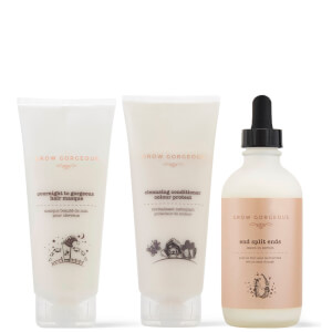 Grow Gorgeous Colour Protection Trio (Worth £61)