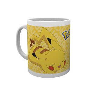 Pokémon Pikachu Resting Mug