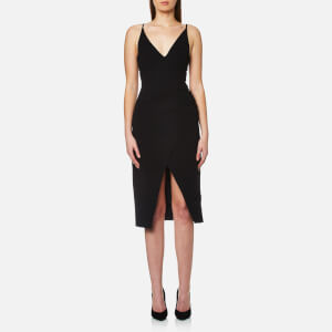 C/MEO COLLECTIVE Women's Hold On Midi Dress - Black