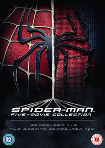 The Spider-Man Complete 5-Film Boxset