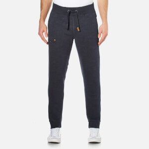 Superdry Men's Orange Label Stealth Joggers - Deep Indigo Slub